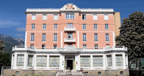 Lycee Lesdiguieres Hotel Lesdiguieres