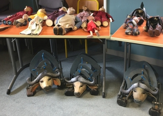 Read more about the article Spectacle de marionnettes